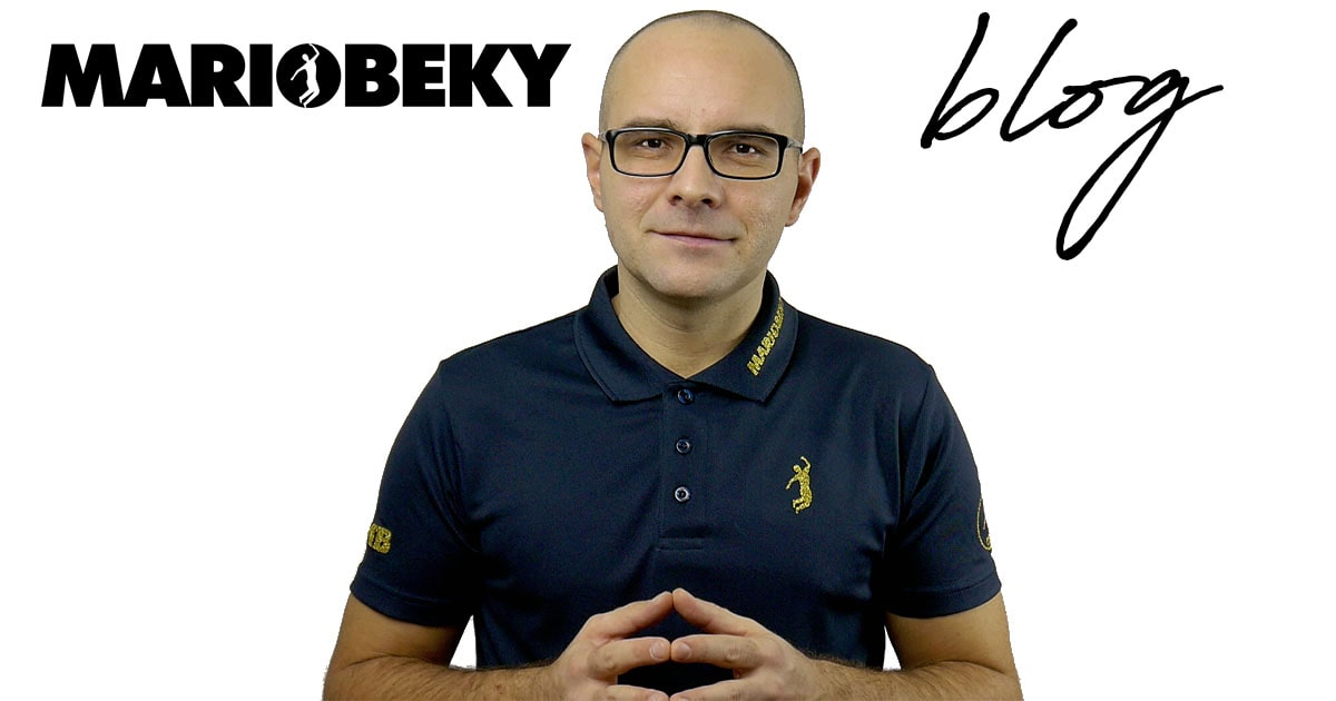 MARIOBEKY Masterclass Blog