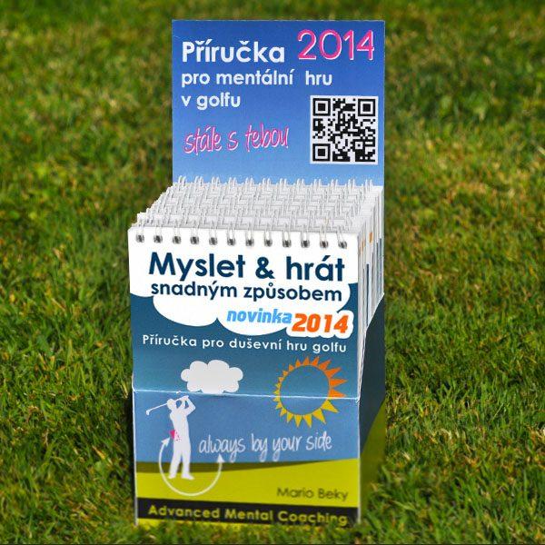 Příručka pro mentální hru v golfu
