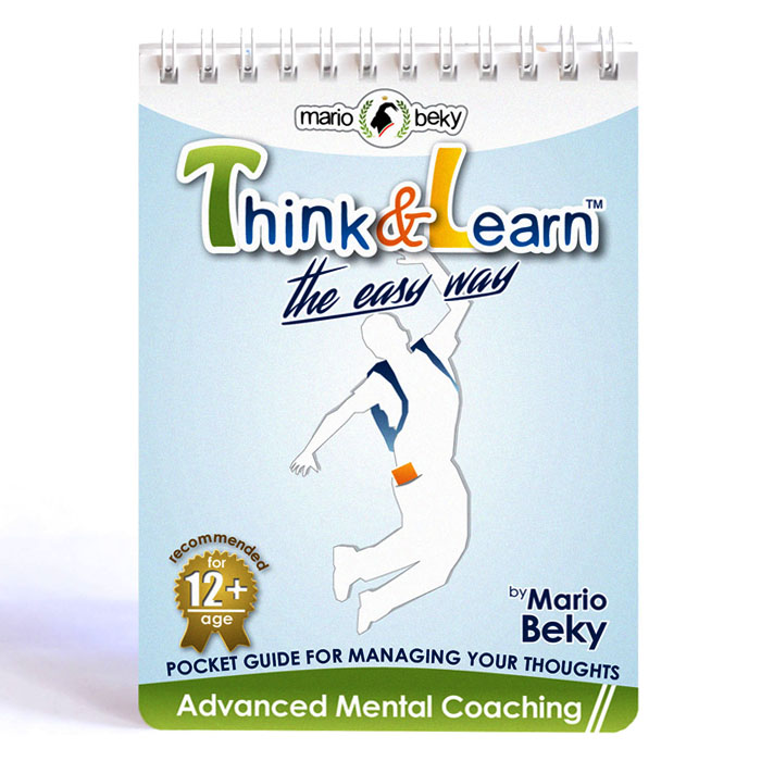 Think and learn the easy way learning Advanced Mental Coaching Mario Beky