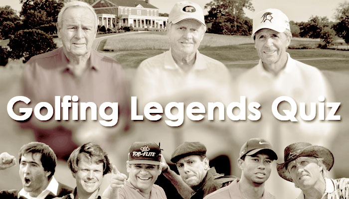 Golfing Legends Quiz Advanced Mental Coaching Mario Beky GLQ