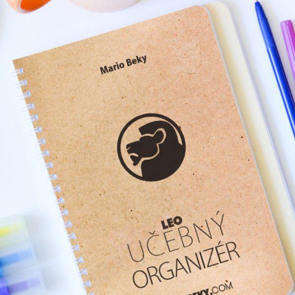 LEO Ucebny organizer Mario Beky Advanced Mental Coaching Pokrocily vnutorny trening