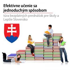 Lepšie SLovensko Efektívne učenie sa jednoduchým spôsobom Mario Beky