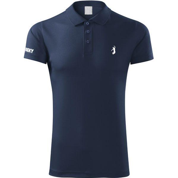 mariobeky polo victory blue 1 polo shirts