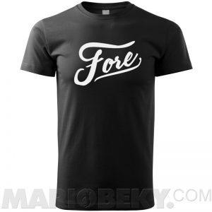 Fore Golf T-shirt