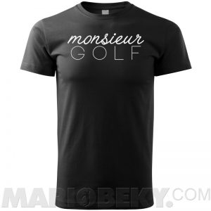 Monsieur Golf T-shirt