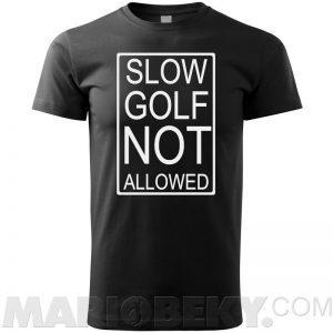 Slow Golf T-shirt