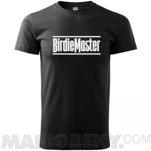 Birdie Master Golf T-shirt