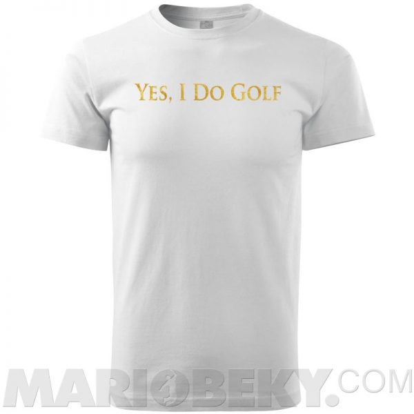 Yes Golf T-shirt