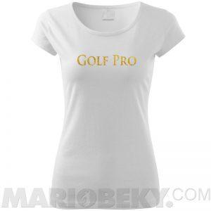 Golf Pro Ladies T-shirt