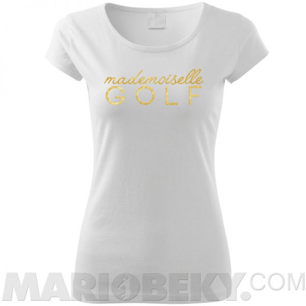 Mademoiselle Golf T-shirt