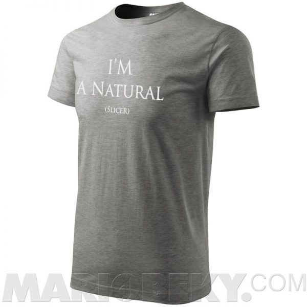 Natural Slicer T-shirt