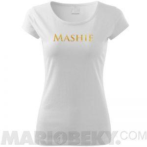 Mashie Golf T-shirt Ladies