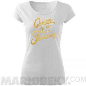 Great Queen Fairway T-shirt Ladies