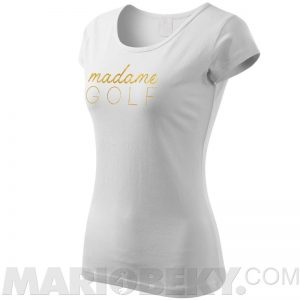 Madame Golf T-shirt