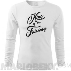 King Fairway Long Sleeve T-shirt