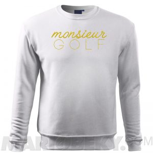 Monsieur Golf Sweatshirt