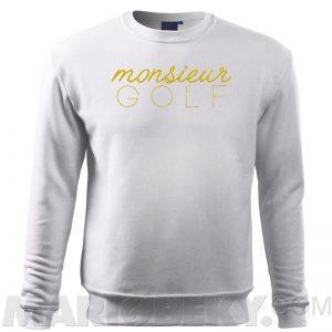 Monsieur Golf Sweatshirt