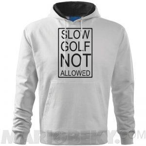 Slow Golf Hoodie