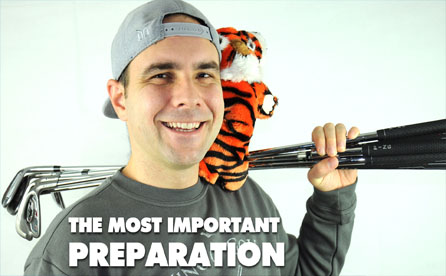 The Most Important Preparation