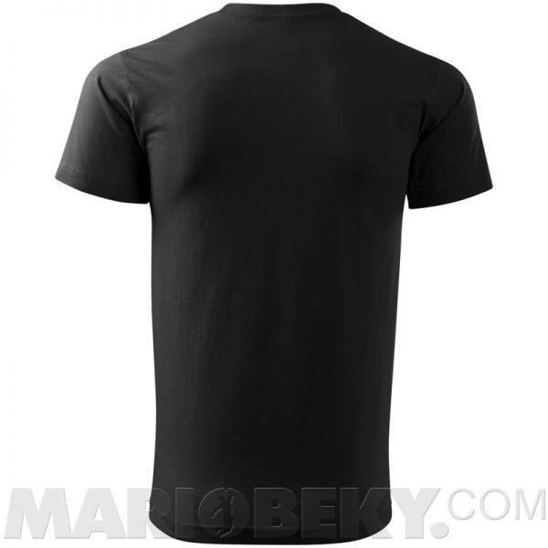 MB BLACK T-SHIRT MARIOBEKY BACK