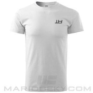 Tshirt Mario Beky MB One White