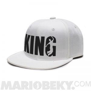 MARIOBEKY KING Snapback Cap