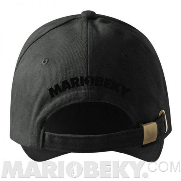 Baseball Hat MARIOBEKY Hat BB Back