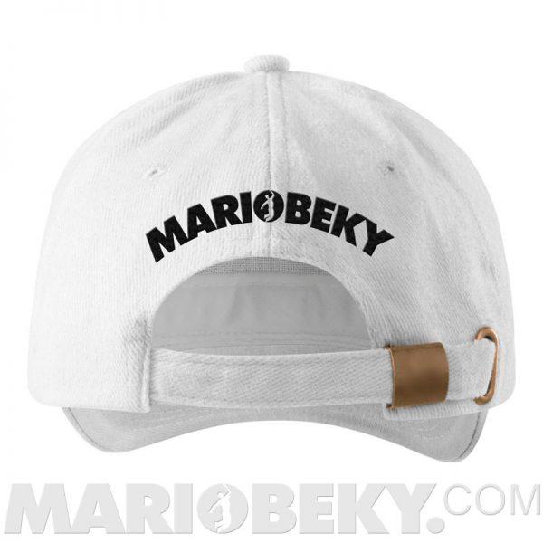 Baseball Hat MARIOBEKY Hat WB Back