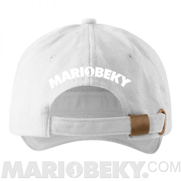 Baseball Hat MARIOBEKY Hat WW Back