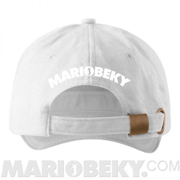 Baseball Hat MARIOBEKY Hat WW Back