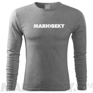 MARIOBEKY Two T-shirt LS