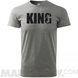 KING T-shirt MARIOBEKY
