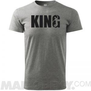 KING T-shirt MARIOBEKY