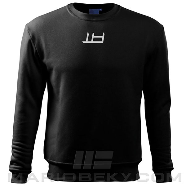 Sweatshirt Mario Beky Four Black