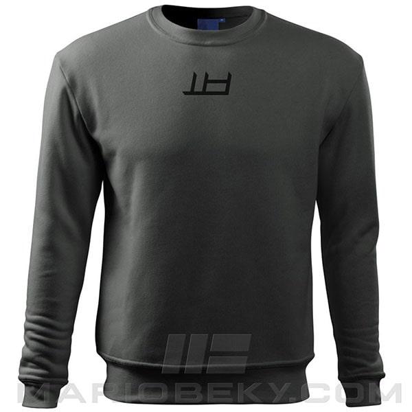 Sweatshirt Mario Beky Four Gray