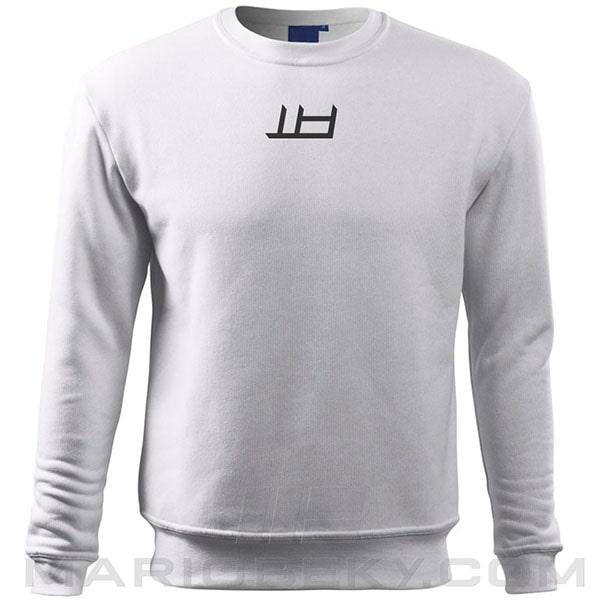 Sweatshirt Mario Beky Four White