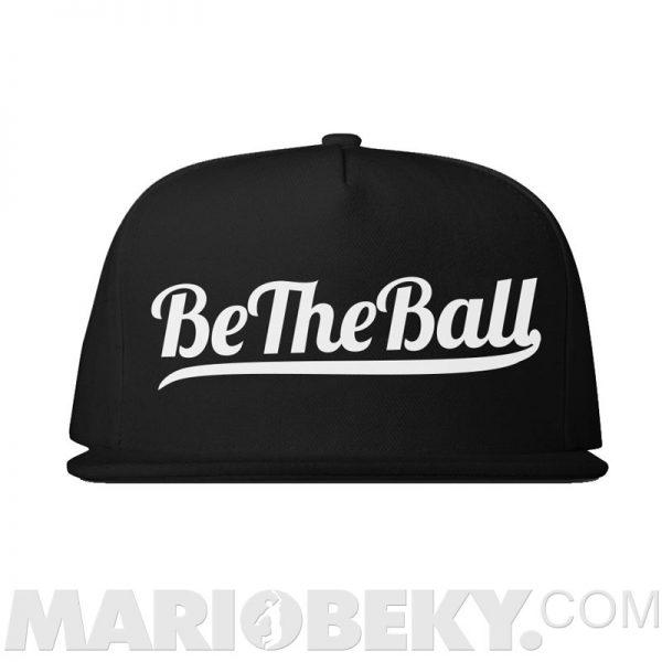 Be The Ball Snapback Cap MARIOBEKY