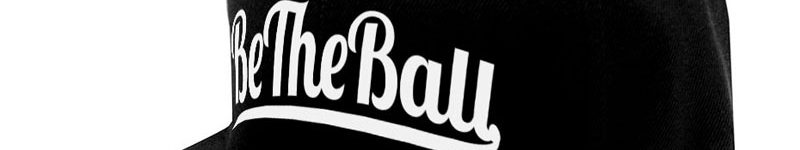 Be The Ball Snapback Cap