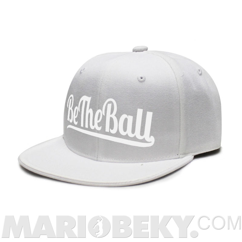 fd3ce51e1a5 Be The Ball Snapback Cap - MARIOBEKY.COM