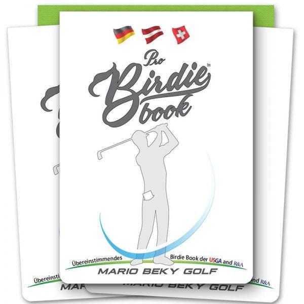 Pro Birdiebook Mario Beky