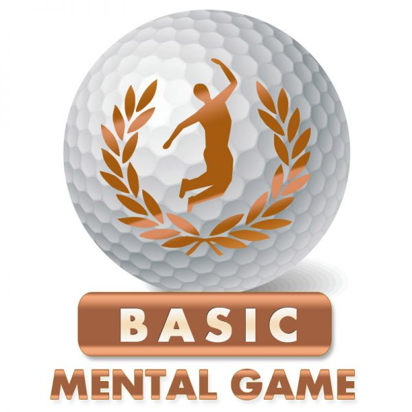basic golf mental game online course product image