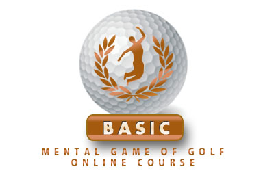 golf mental game basic online course mariobeky academy bronze