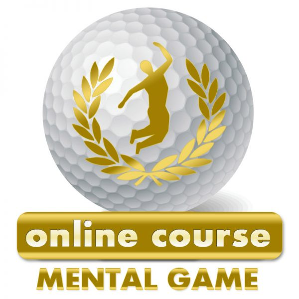 golf mental game online course product image