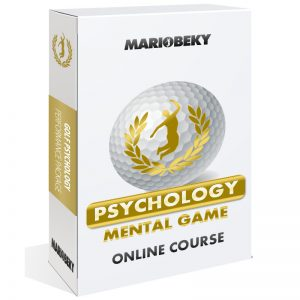 golf psychology mental game online course product image BOXED