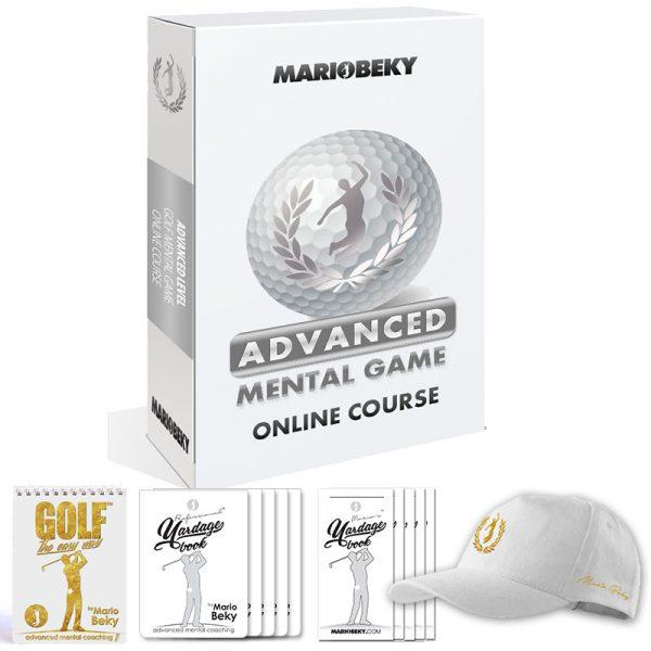 Super Advanced Golf Mental Game Course MARIOBEKY
