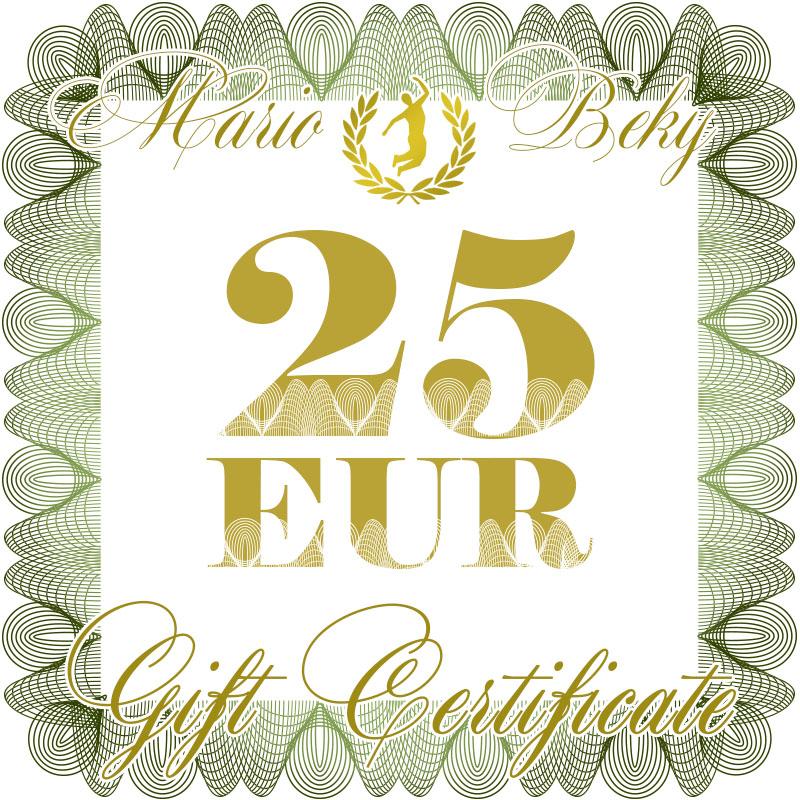 Eur 25