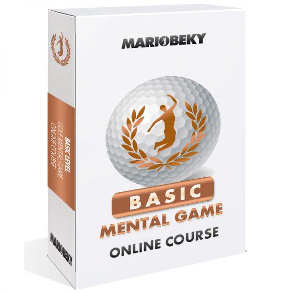 Basic Golf Mental Game Course MARIOBEKY