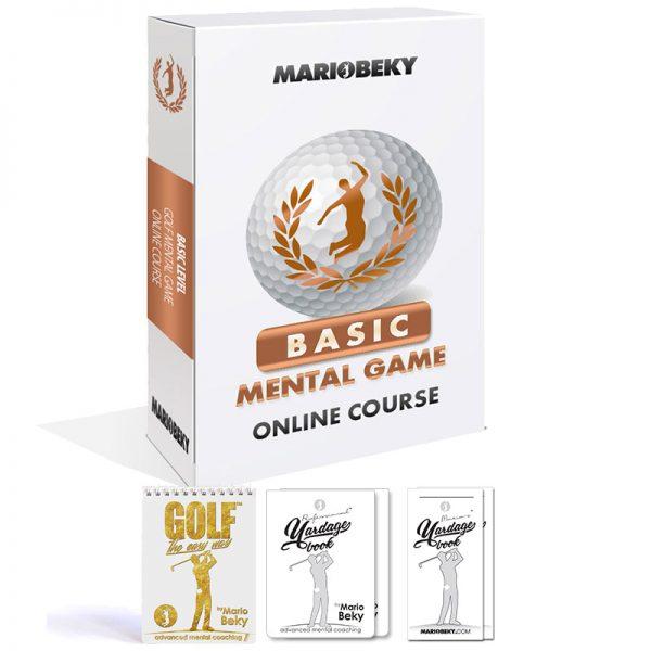 Super Basic Golf Mental Game Course MARIOBEKY