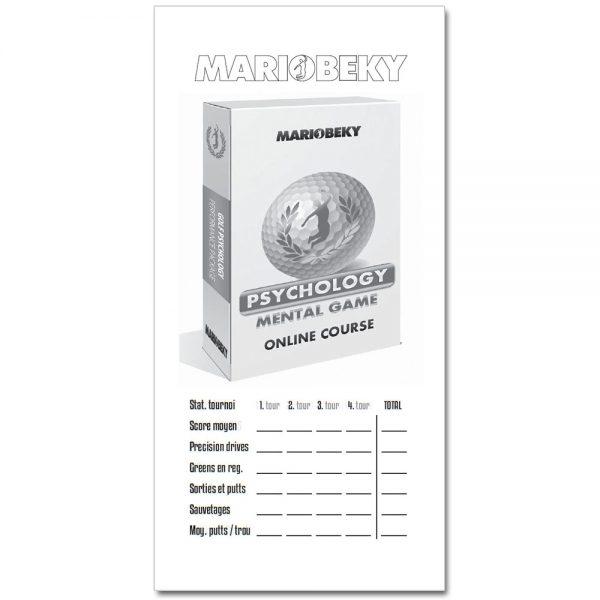 Le petit carnet de parcours MARIOBEKY