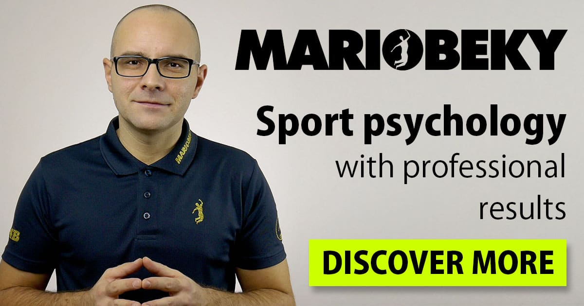 MARIOBEKY Sport psychology with professional results